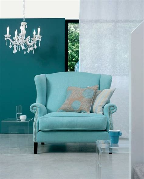 Turquoise Living Room Chair Turquoise Chair Living Room Pinterest