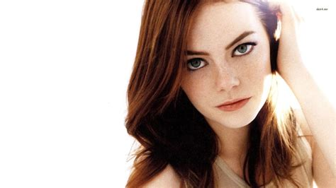 emma stone wallpaper black and white emma stone wallpapers hd wallpaper cave
