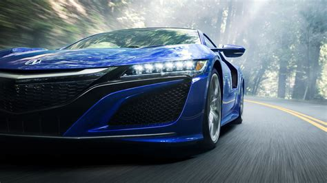 Acura Car Wallpaper Hd by 2017 Acura Nsx 2 Wallpaper Hd Car Wallpapers Id 7635