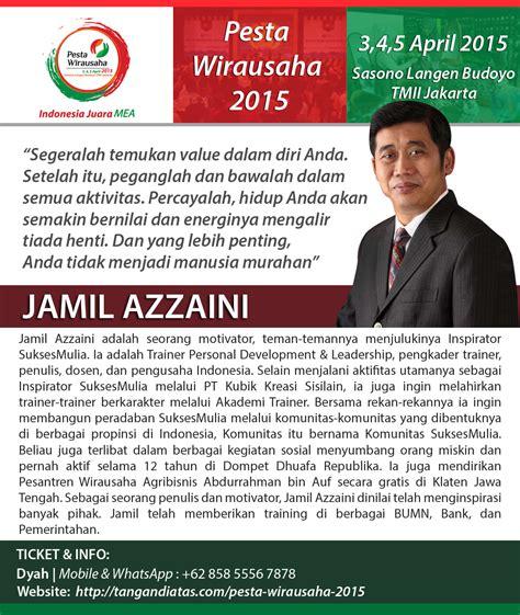 Sukses Mulia Story Oleh Jamil Azzaini bangkok tangan di atas
