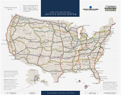 road map us highways united states road map