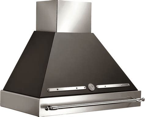 Black Kitchen Island Cart by Bertazzoni K36herx14 36 Inch Canopy And Base Range Hood