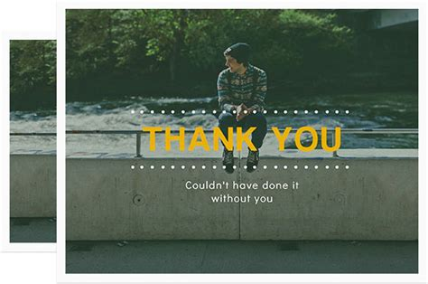 free email thank you card template thank you cards design thank you photo cards for