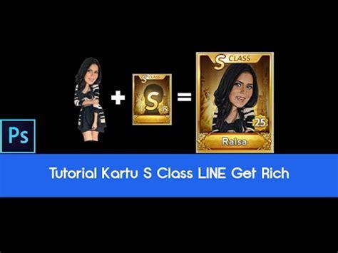 tutorial hack line get rich tutorial photoshop cara membuat katu s class line get