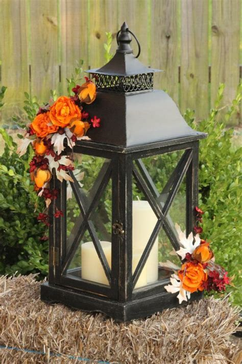 59 Fall Lanterns For Outdoor And Indoor Décor   DigsDigs