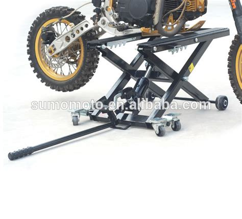 motocross bike lift cruiser mx lift motorcycle scissor mx stand scissor lift