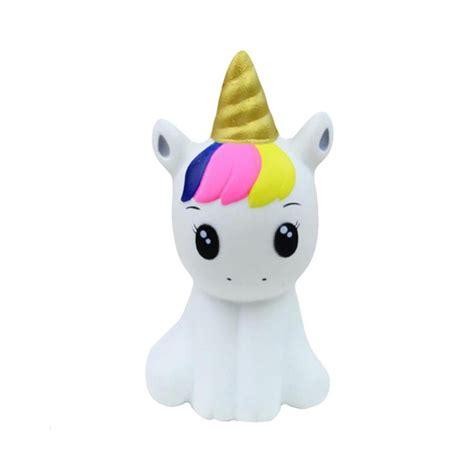 cm unicorn kokulu squishy sukusi sik birak oyuncak