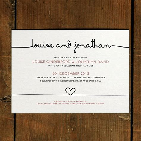 wedding invitations scribble wedding invitation and save the date by feel