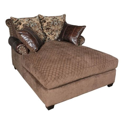 Elegant Furniture 2 Person Chaise Lounge Indoor Monroe