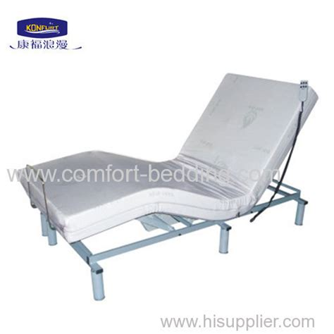 single matal adjustable bed manufacturers and suppliers in china