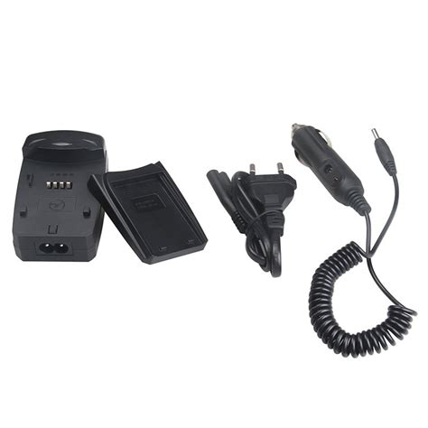 Universal Charger Baterai Kamera Canon Nikon udoli universal battery charger with car adapter
