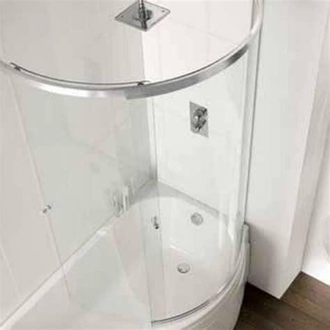 Two Panel Sliding Shower Bath Screen prado fixed quadrant bath screen with sliding door screen