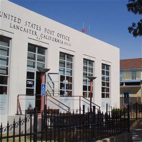 Us Post Office Lancaster Ca by Us Post Office Post Offices 567 W Lancaster Blvd