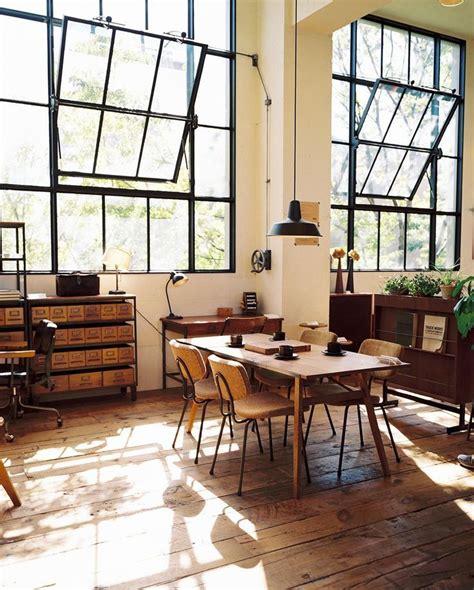 industrial living area design ideas with wooden high ceiling 1000 id 233 es sur le th 232 me d 233 coration int 233 rieure sur