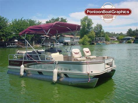 bennington pontoon boat decals 17 best striping pontoon boat striping images on
