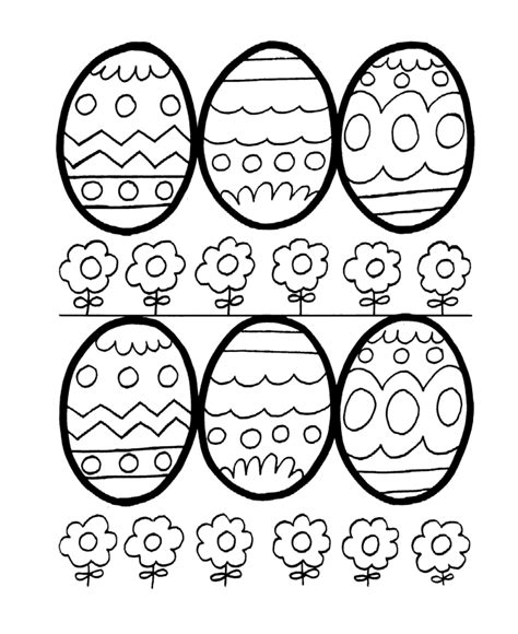 coloring pages easter eggs free coloring pages of plain easter egg