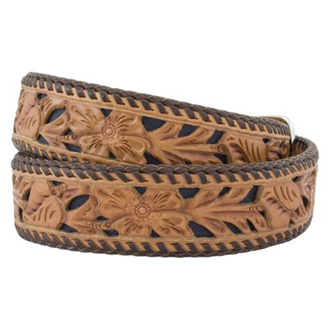 Handmade Belts - gries handmade leather belt leather4sure