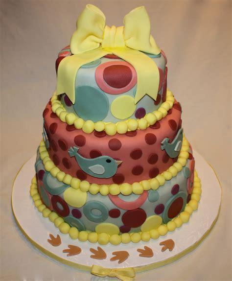 bird baby shower cake baked goods baby bird baby shower cake
