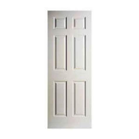 reliabilt 32 quot 6 panel composite prehung interior door in