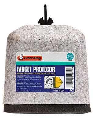 Faucet Covers For Cold Weather by Warren Pipe And Supply