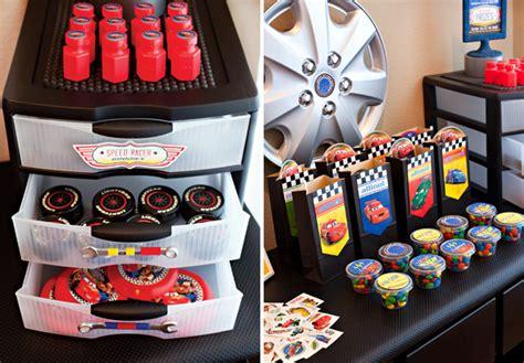 cars themed birthday giveaways super cool disney pixar cars birthday party hostess