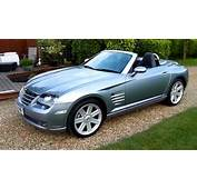 Video Review Of 2004 Chrysler Crossfire Convertible For