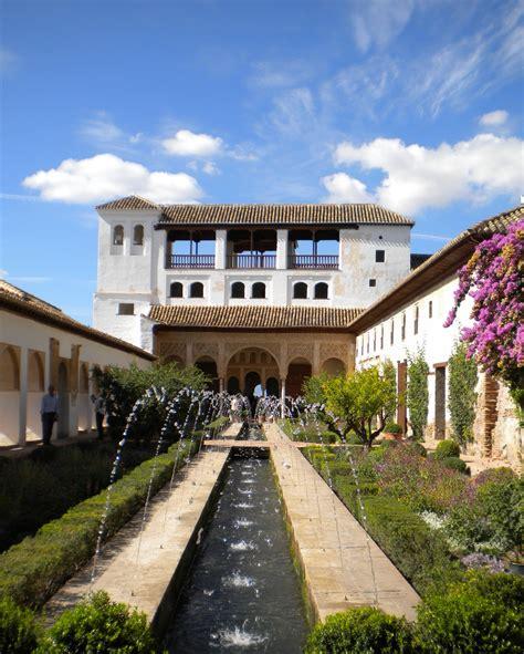 Alhambra Palace, Granada, Spain   norathexplora