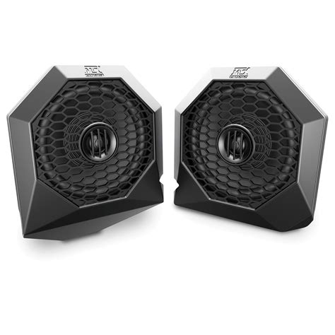 dash mount rzrpod65 6 5 quot dash mount all weather speaker pods for use