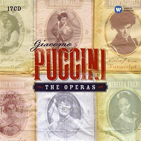 Abudhabi Tosca puccini the operas 17 cds buy in uae audio