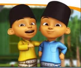 Upin Dan Ipin 26 March 2012 Marjduran
