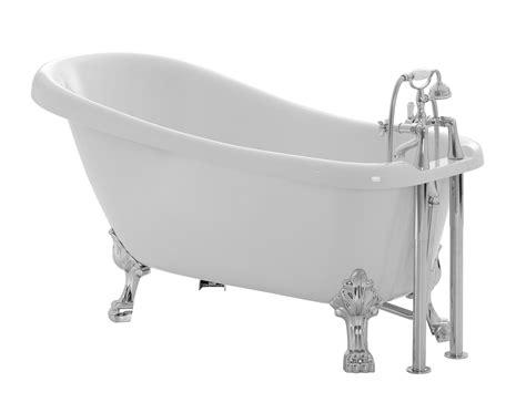 cooke lewis duchess acrylic keyhole freestanding bath l