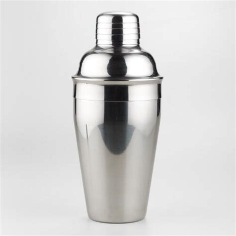 To Market Recap Cocktail Shaker by Stainless Steel Cocktail Shaker World Market