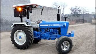 Ford 3600 Tractor Ford 3600 Modified Tractor