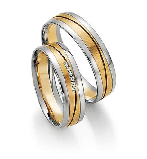 G Nstige Verlobungsringe Wei Gold by Eheringe Shop Bicolor Eheringe 585 Gelb Weissgold P3172348
