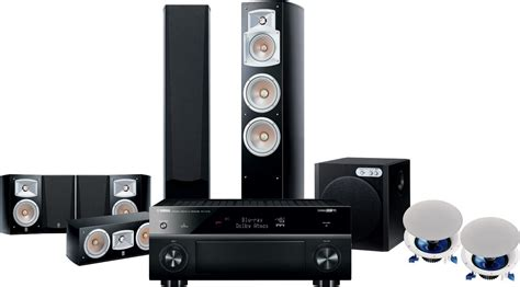 yamaha yht 9920aub 7 1ch home theatre system with wifi