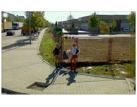 imagenes google street view recopilaci 243 n de las fotos m 225 s locas de google street view