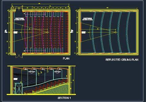 Home Design For Ground Floor by Seminar Conference Hall Design Plan N Design