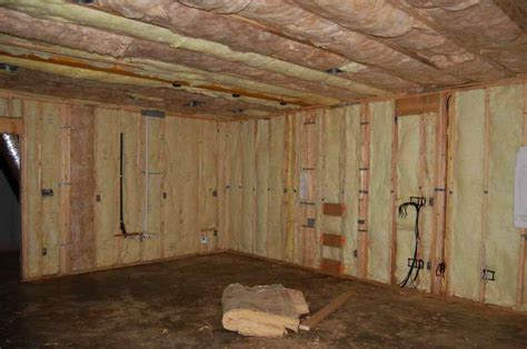 Insulating A Basement Ceiling basement insulating basement ceiling crawl space insulation ceiling insulation how to