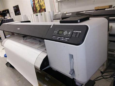 Printer Epson Gs6000 Epson Stylus Pro Gs6000 Wide Format Printer Used City