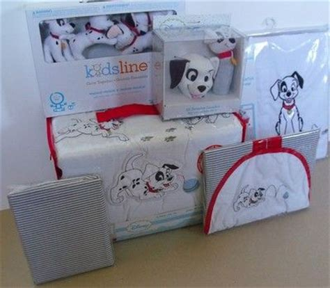 101 Dalmatians Comforter by Disney 101 Dalmatians 10pc Crib Bedding Set New Ebay