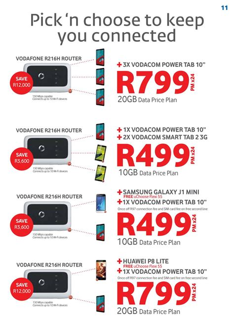 vodacom you choose flexi 200 chatz connect 10 august 6 september 2016 by vodacom4u