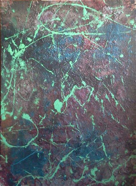imagenes de revistas informativas david mart 237 n cereza damace expone fondo abstracto en