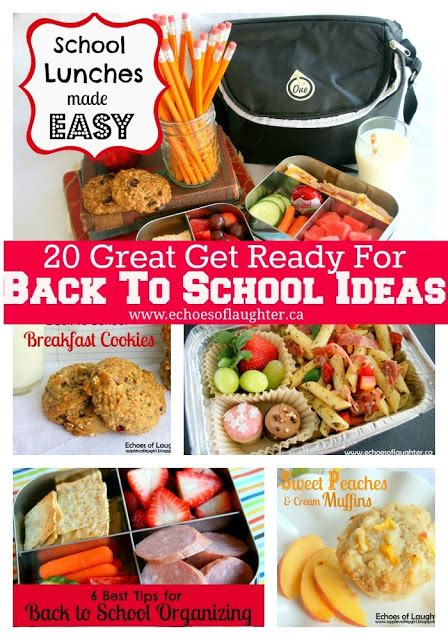 back to school study tips diy study snacks echoes of laughter 20 great back to school ideas