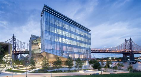 Cornell Tech Mba Facility by Tata Innovation Center Cus