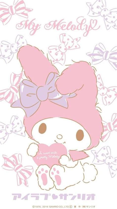 Mukena My Melody Sweet L 1262 best images about my melody painting on