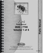 Ford 3600 Tractor Manuals Service Repair Owners Parts