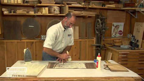 easy iron  veneer application  titebond original