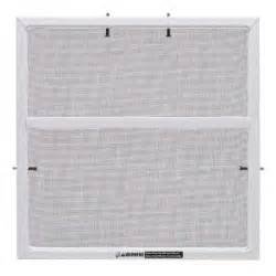 jeld wen 32 in x 54 in insect screen for hung