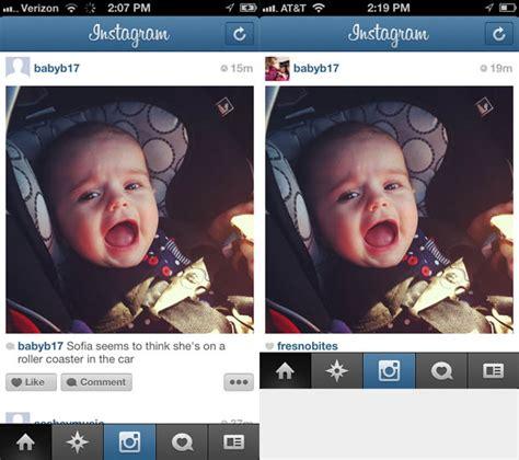 instagram tutorial iphone 5 instagram updates for iphone 5 reveals impending death of