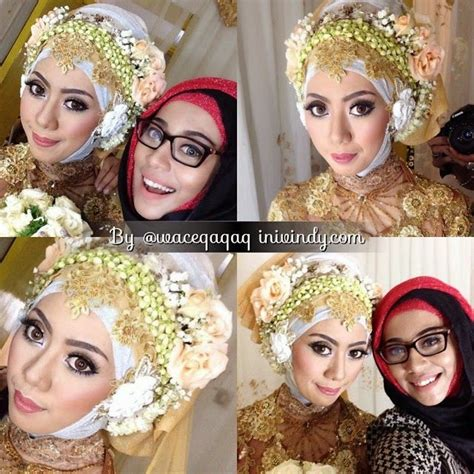 download tutorial make up pengantin muslimah my portofolio wedding make up muslimah riasan pengantin